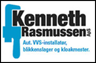 Kenneth Rasmussen ApS logo